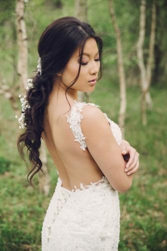 Bridal shoot Lin foto 34