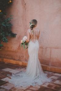 bruidskapsel vlecht