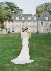 bruidskapsel frankrijk romantisch
